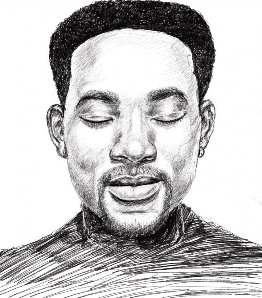 Will Smith by Linnette555